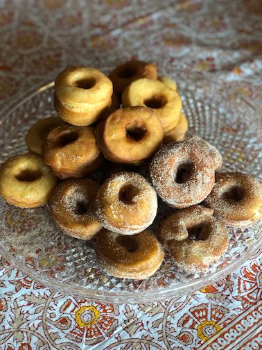 Handmade Cider Donuts